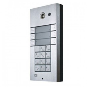 2N Helios IP with 6 Call keys, Keyboard, Camera H.264 (SIP)