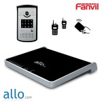 VoIPDistri.com announces ALLO interoperability with Fanvil i20T SIP door phone & Nano2 PBX