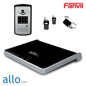 Fanvil i20T SIP door phone with RFID Card Support & Allo Nano2 PBX