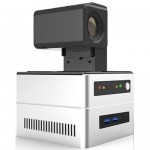 VDO360 Clearwater world's First PTZPC, and the World's First Truly Cordless Conference Room