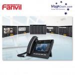 "VoIPDistri.com start the sales of brand new Fanvil C400/ C600 7"" Smart Video IP phone"
